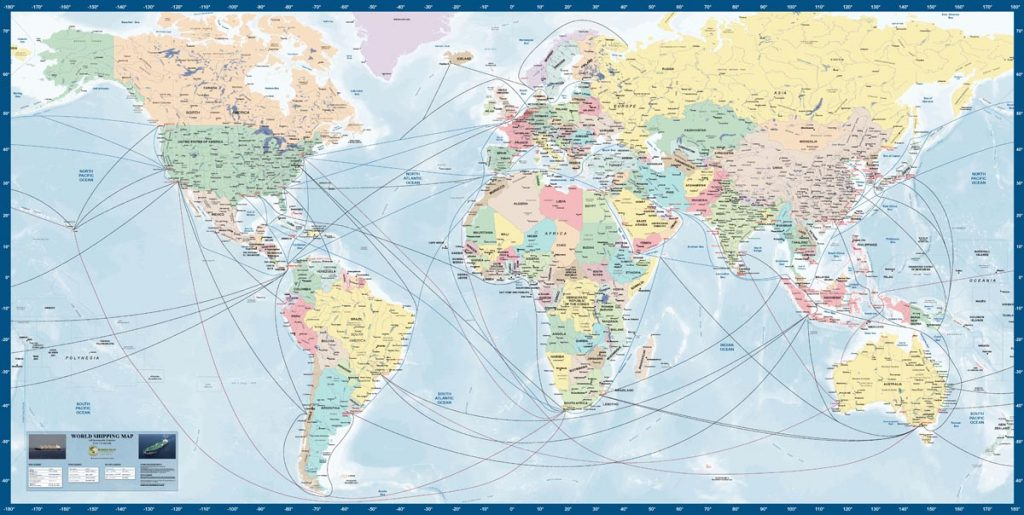 business maps australia specialised map production